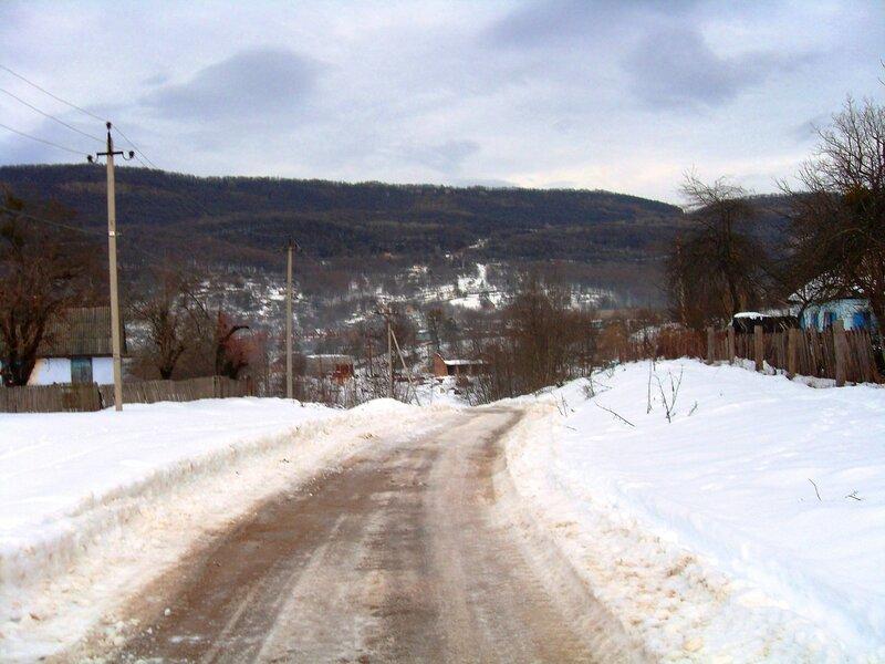 В Мезмае, на Кавказе ... SDC18653.JPG