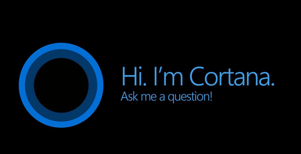 Hi. I'm Cortana