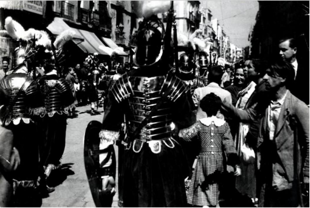 1953. Праздник в Севилье