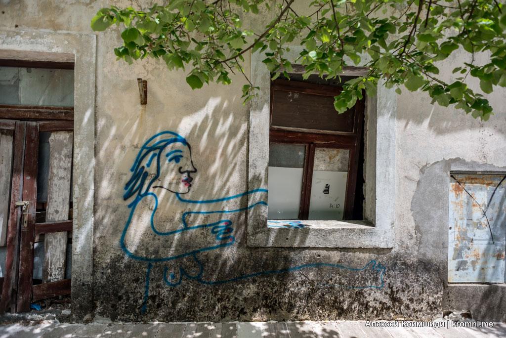 Настенная живопись в Цетине