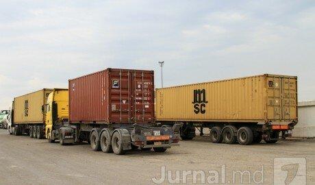 Экономический анализ: экспорт товаров из Молдовы уменьшился