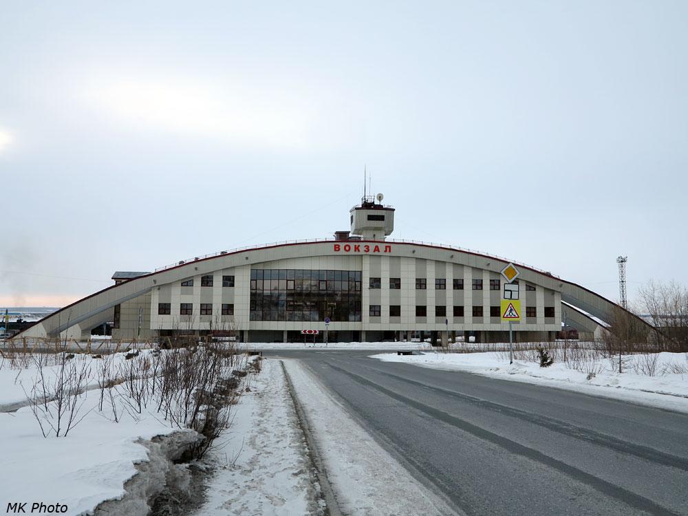 Вокзал Лабытнанги