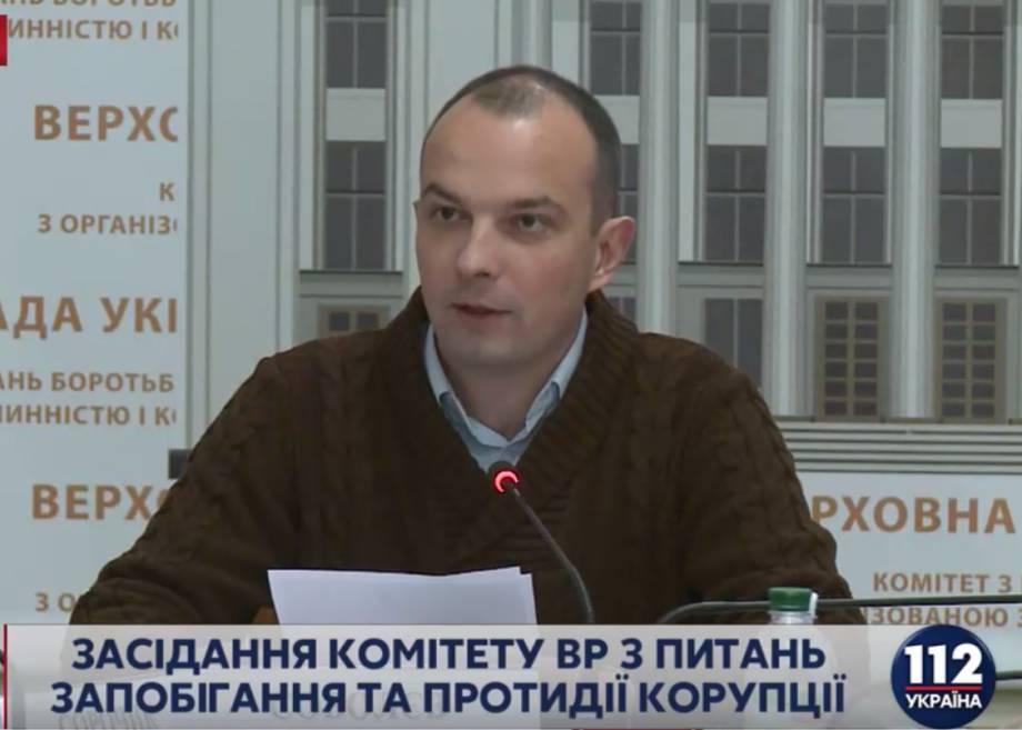 Антикоррупционный комитет обратится в ГПУ и СБУ по поводу саботажа е-декларирования, - Егор Соболев