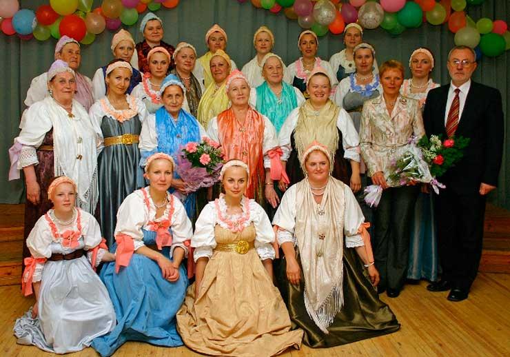 Русский поморский народный хор