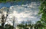 Облако приводнилось