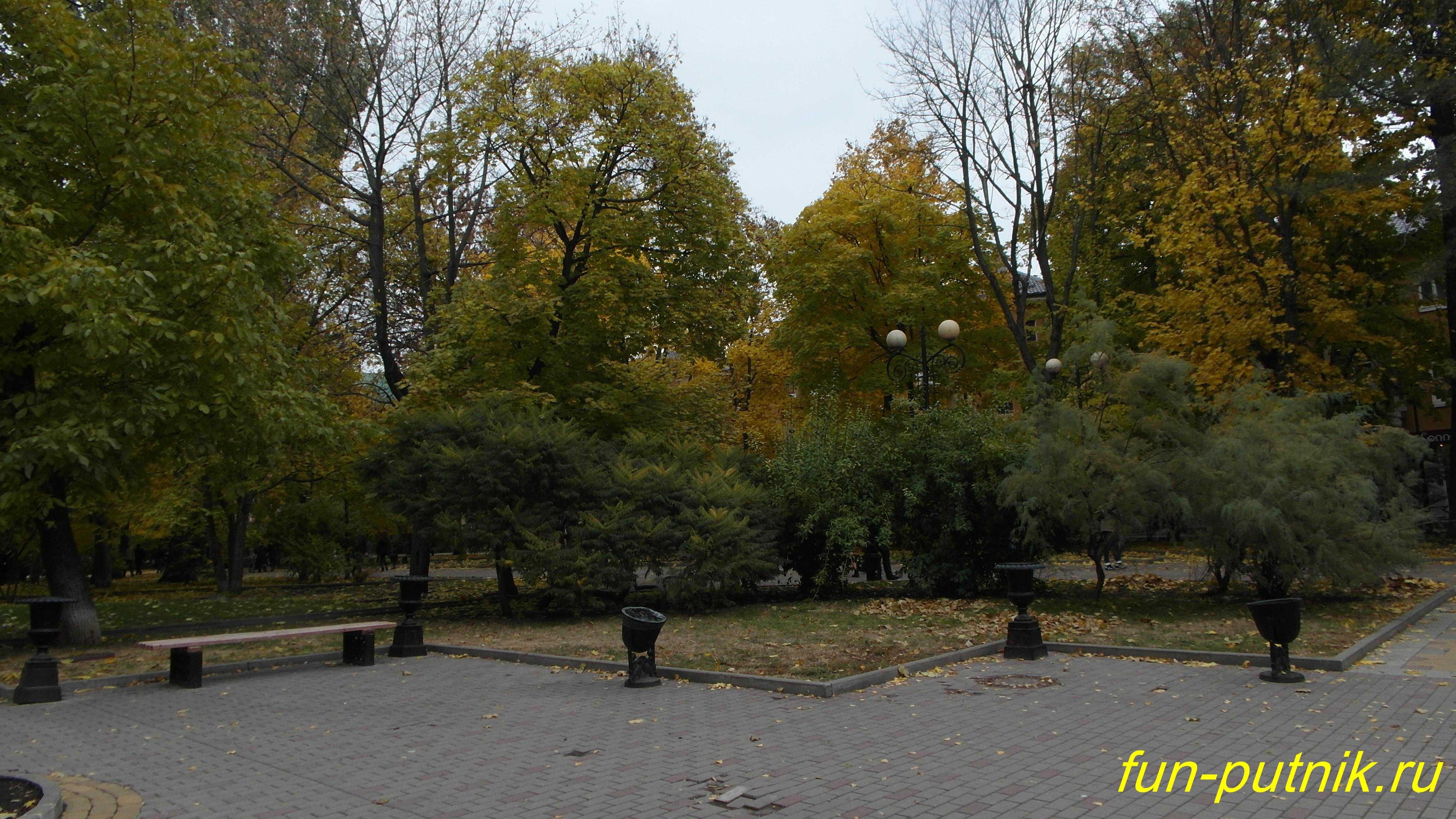 Осеннее попурри в Ростове-на-Дону