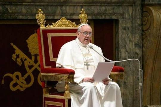 Католическая церковь в отношении гомосексуалистов
