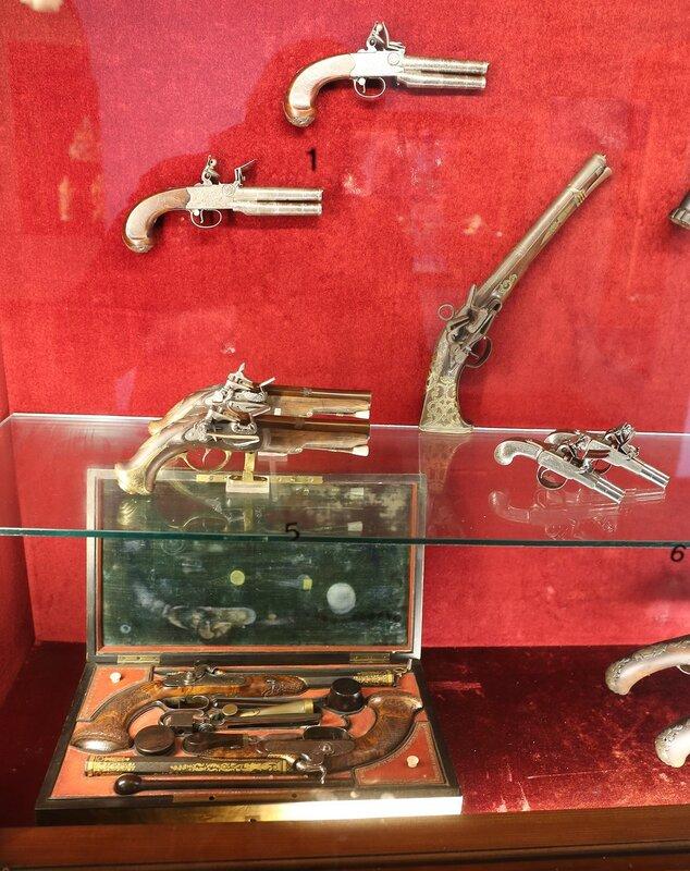 Ронда. Музей Лара. Коллекция оружия