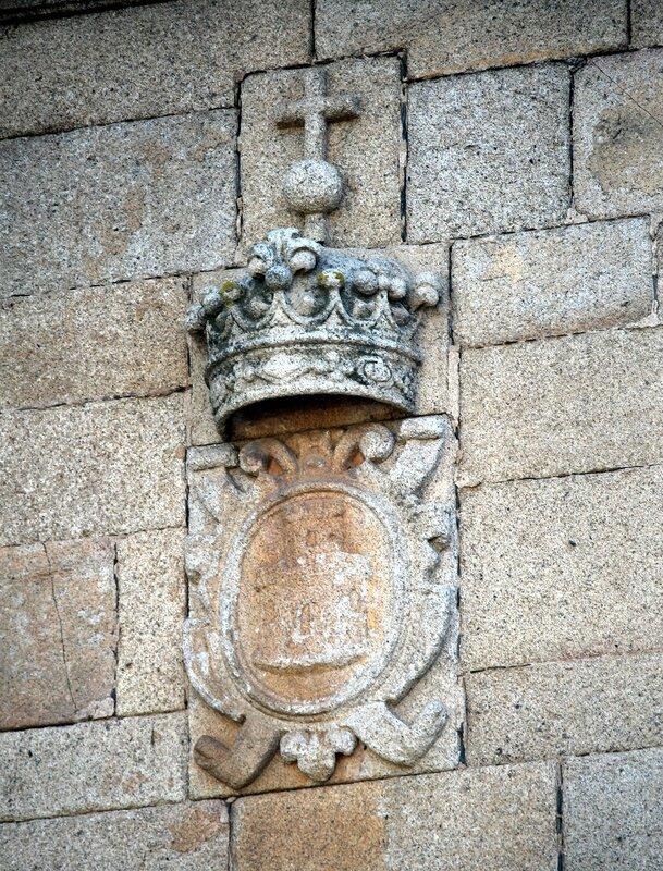 Monasterio de San Francisco, Cáceres
