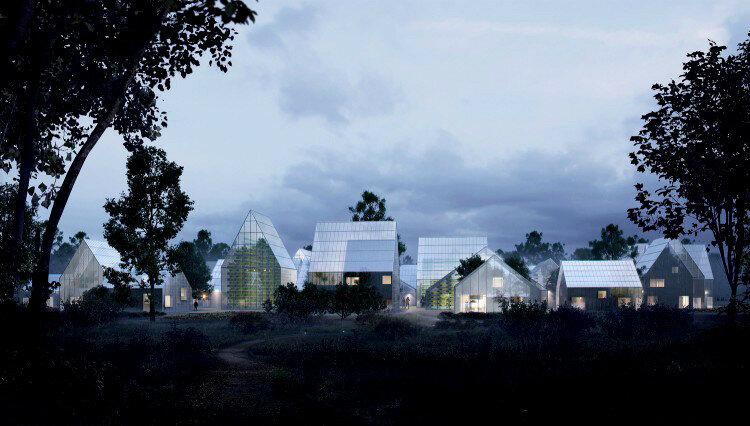 Будущее здесь: TESLA строит автономные колонии будущего в Нидерландах - фото 7
