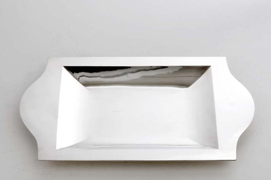 2. Отполировать столовое серебро. Просто добавьте немного крахмала в воду, и ваше столовое серебро б