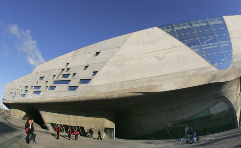 Научный центр «Фэно», Германия.