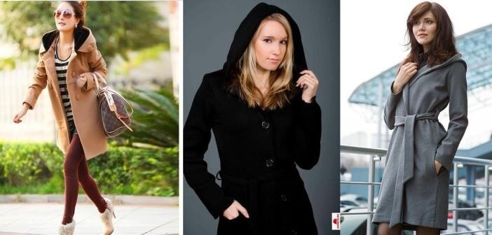 Вопреки распространенному мнению, капюшон отлично смотрится на пальто. И это касается не только мод