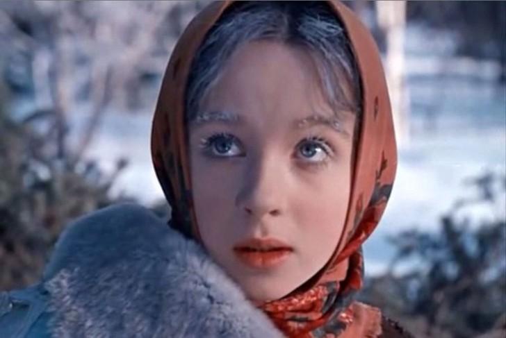 Красавицы из сказочных советских фильмов