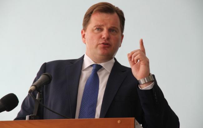 ВКиевской ОГА подтвердили, что губернатор написал объявление оботставке
