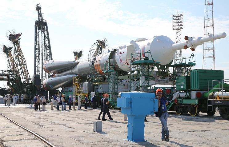 Российская Федерация откажется отукраинских систем наМКС