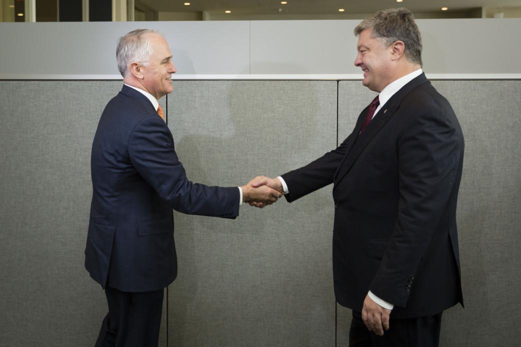 Украина иАвстралия обсудили вопросы, связанные сBoeing МН-17