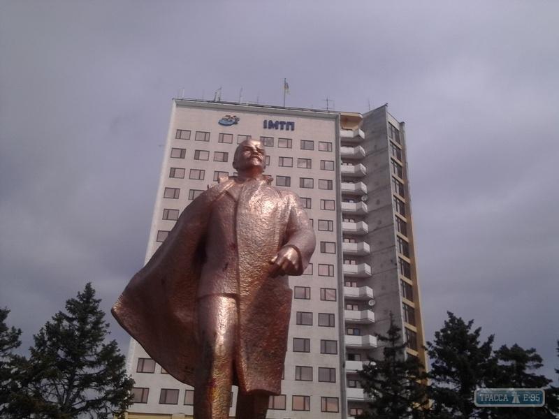 Ильичевский морской порт тоже декоммунизировали