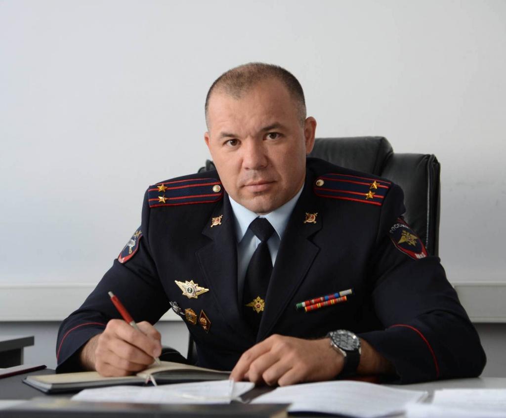 Начальником УГИБДД поРТ стал Ленар Габдурахманов