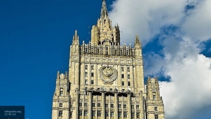МИД Российской Федерации разъяснил снижение доходовИГ отпродажи нефти авиаударами ВКС