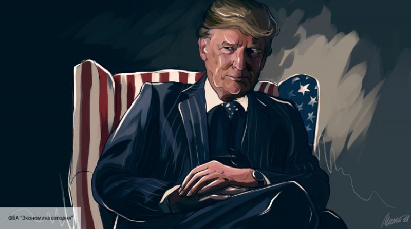 Трамп: доклад похакерским атакам будет готов напротяжении 90 дней
