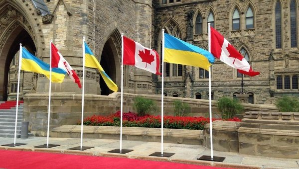Украина подбирается кканадскому рынку оружия