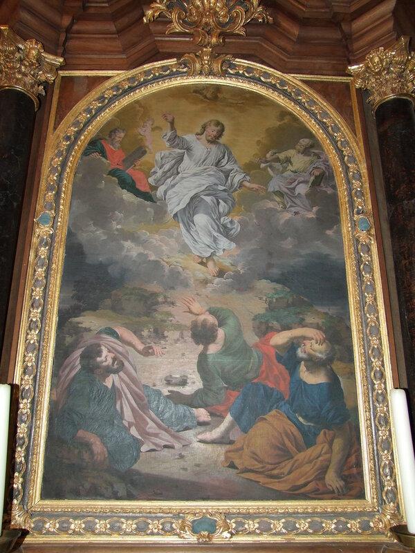 St.Maria Buxheim Seiten altar