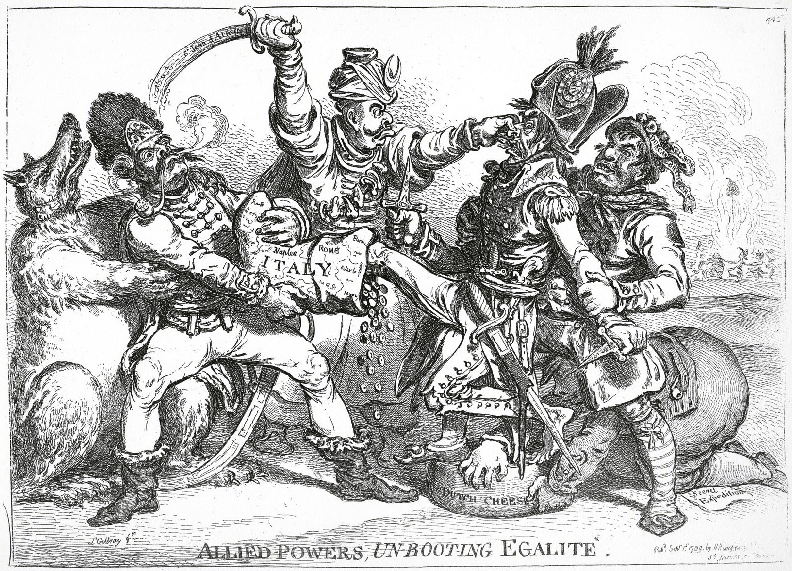 353. «Союзные силы и равенство без сапог».