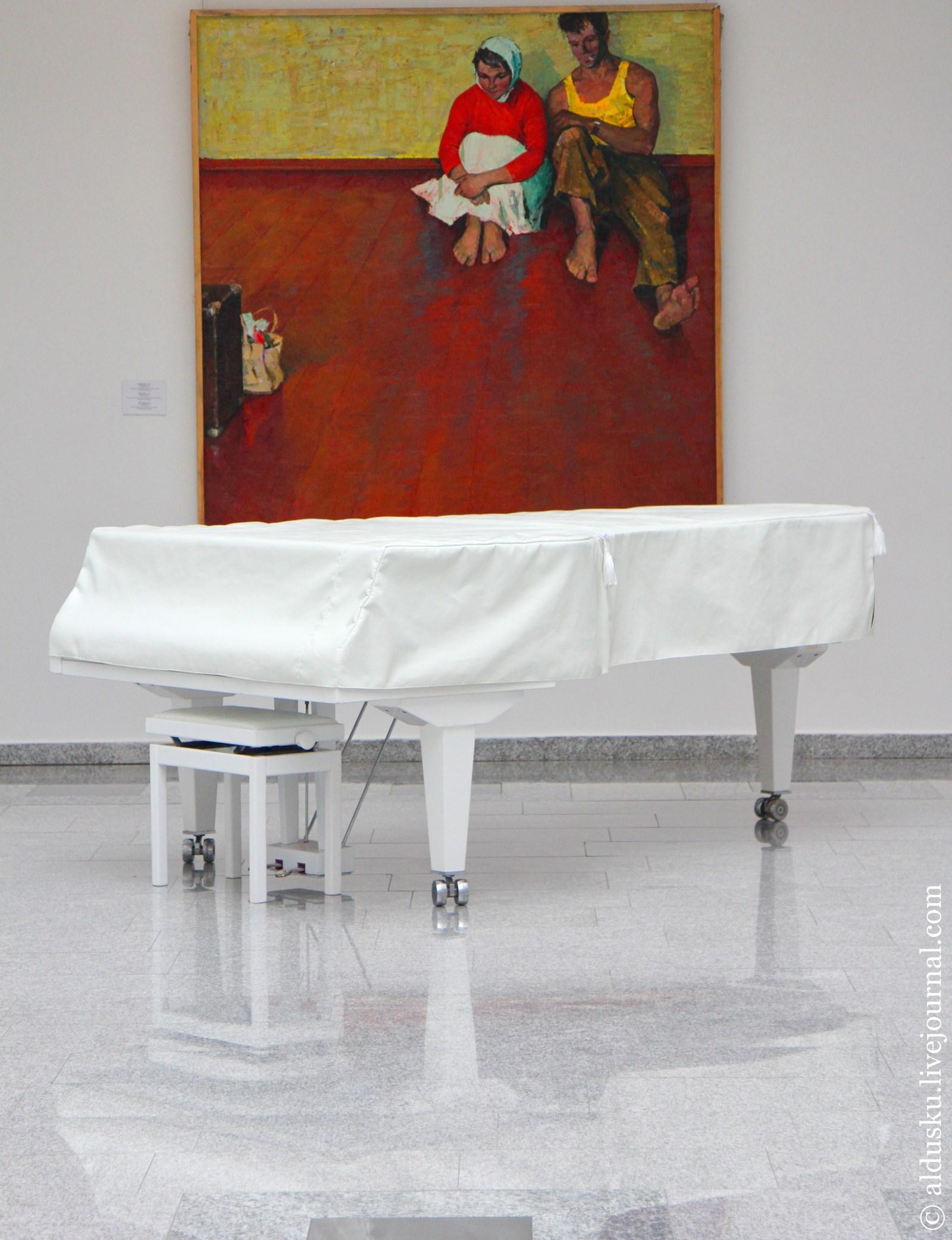 Национальный художественный музей Беларуси Постоянная экспозиция 11.08.2016