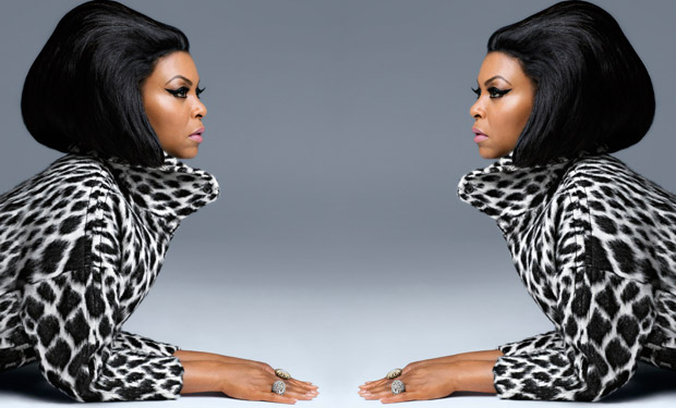 Empire 's star Taraji P Henson teams up with fashion photographer Michael Avedon for Fortune C