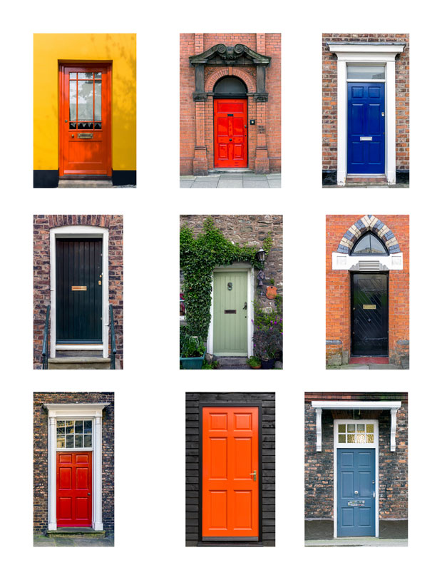 Exterior Design: Front Door Inspiration For Your Home