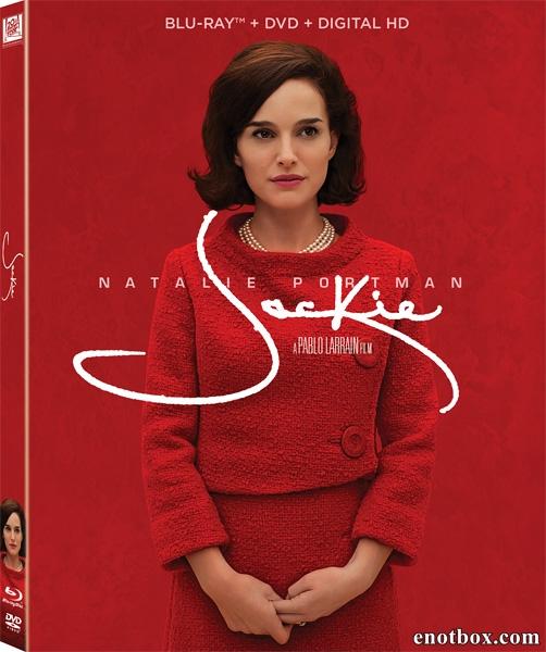 Джеки / Jackie (2016/BDRip/HDRip)