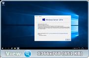 Microsoft Windows Server 2016 Release Version 1607 build 14393.0 RS1 (Evaluation) [Ru]