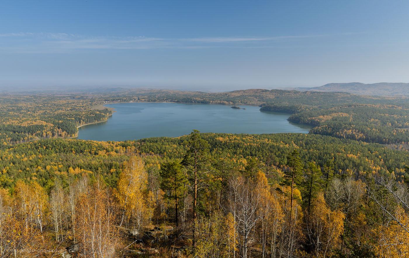 Фотография 6. Озеро Аракуль у подножия Шихана в Челябинской области. Как доехать на машине. Снято на ширик Samyang 14mm f/2.8 с настройками: 1/400, -1.0, 8.0, 14.0, 125.