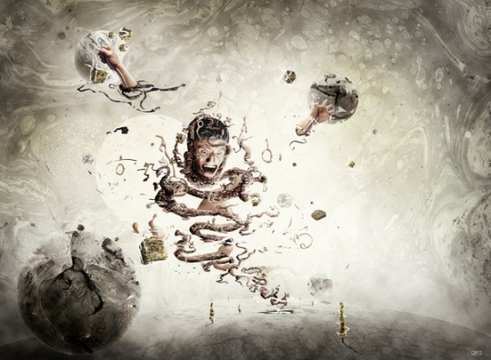 Photo Illustrations and Digital Art by Leonardo Dentico