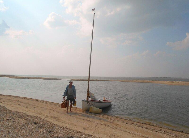 Высадка, на стоянку береговую ... DSCN7356.JPG