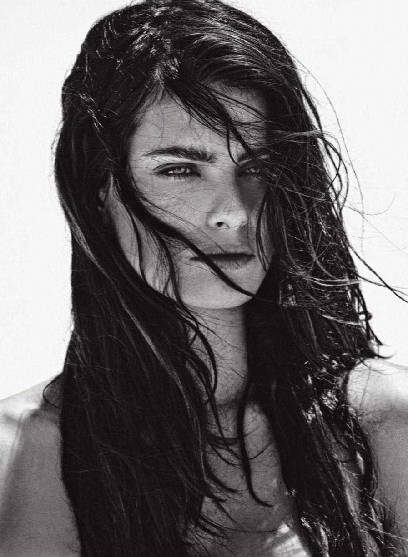 Изабели Фонтана в журнале Lui september 2016 / Isabeli Fontana nude by Eduardo Rezende