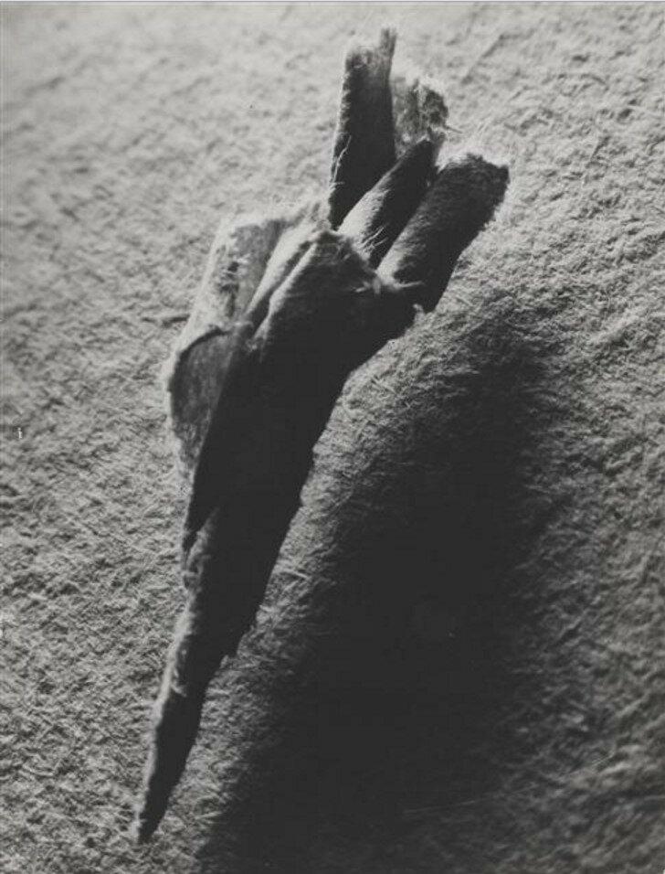 1932. Непроизвольные скульптуры