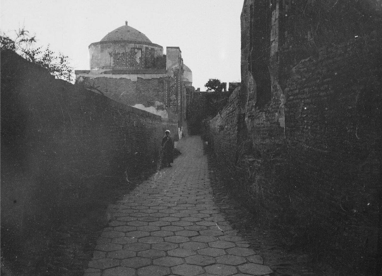 Самарканд. Мечеть Шахи Зинда