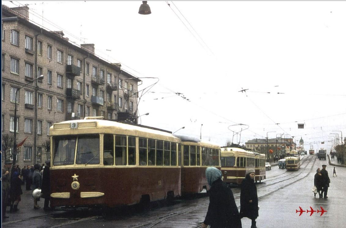 1978. Тверь. Комсомольский проспект