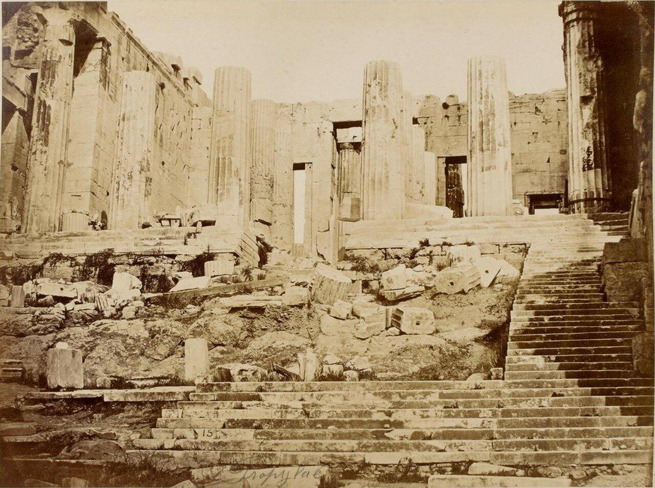 21. Пропилеи (Акрополь)