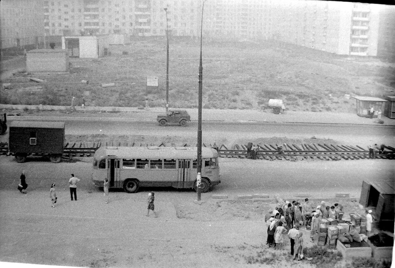 1972. Чертановская улица