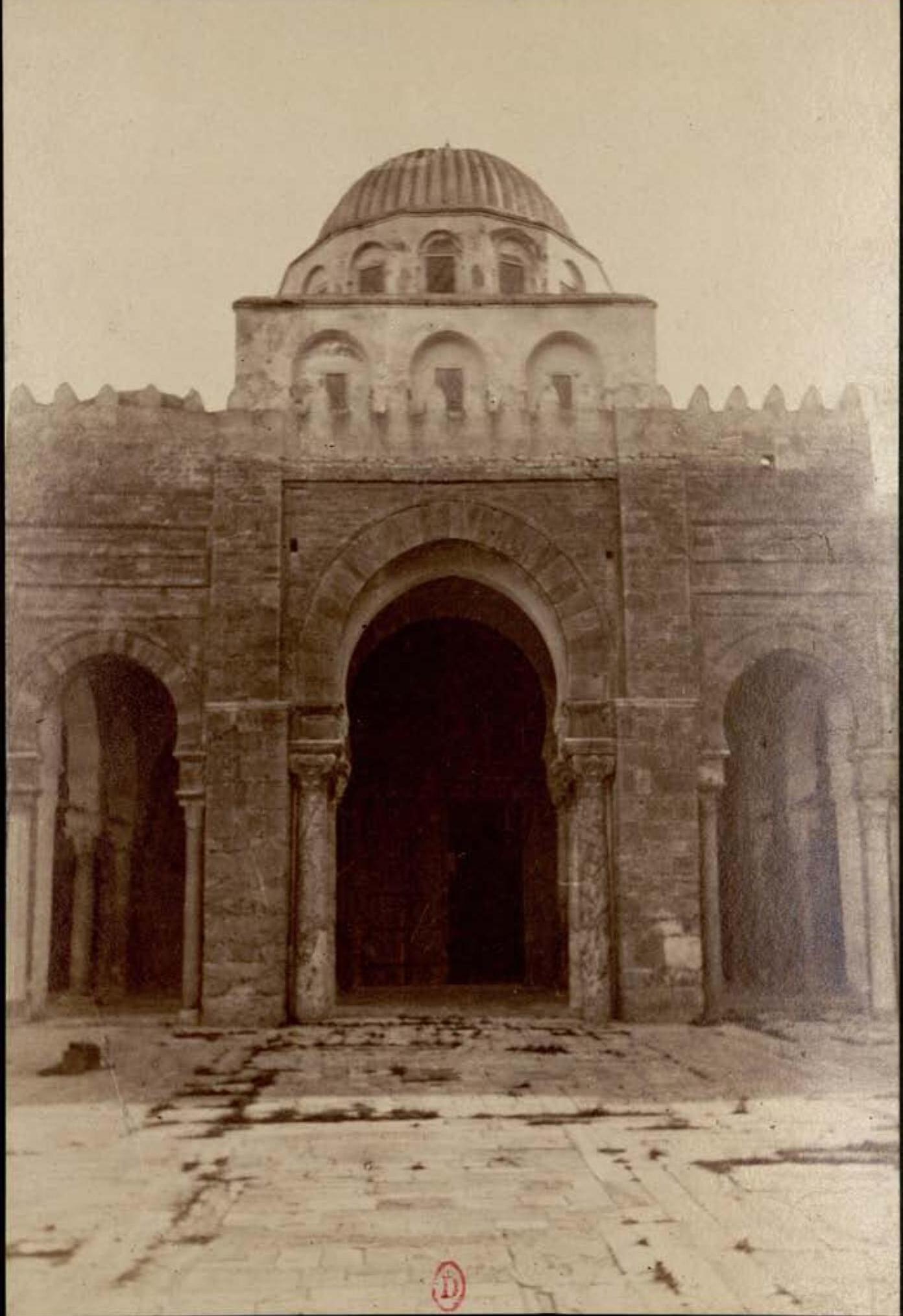 Кайруан. Великая мечеть