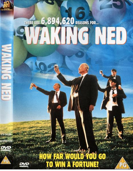 Сюрприз старины Неда / Waking Ned (1998/BDRip/HDRip)