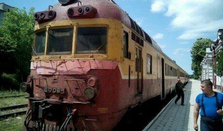 Молдавский поезд вместе с пассажирами загорелся в Окнице