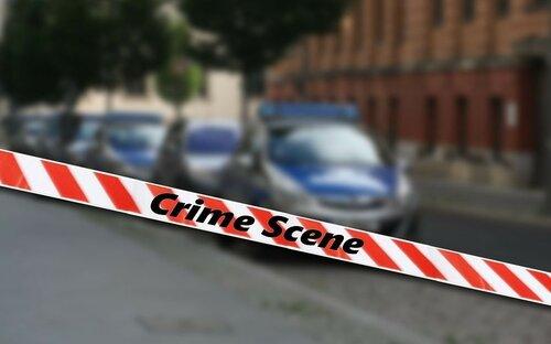 Неизвестный напал на полицейских в Бельгии