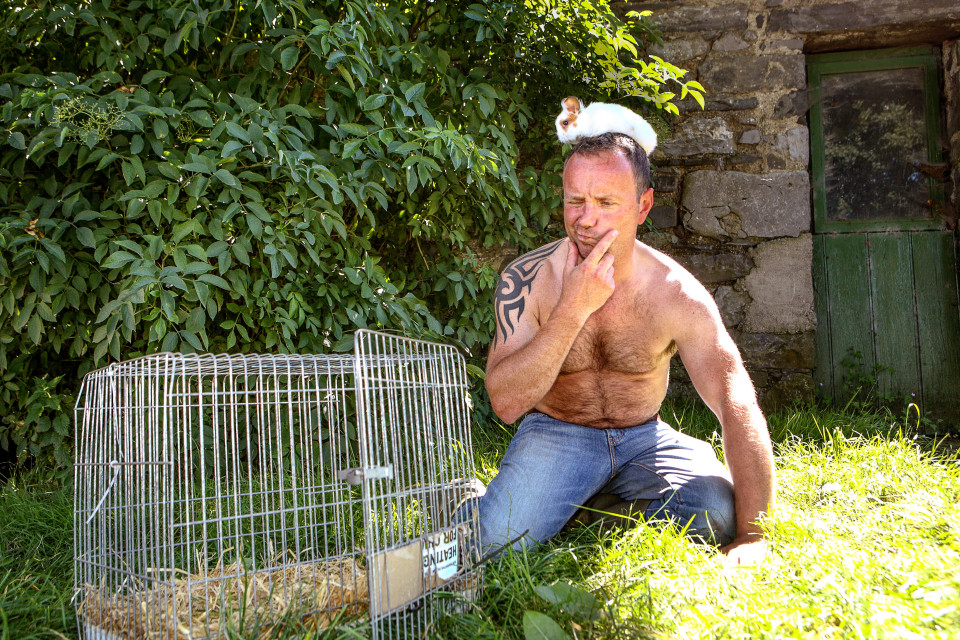 BIZARRE IRISH FARMERS CALENDAR RETURNS TO SHELVES
