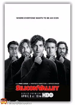 Silicon Valley Staffel 01-03 (2014)