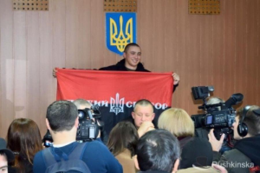 Сергей Стерненко о решительные действия по отношению к Одесского облсовета