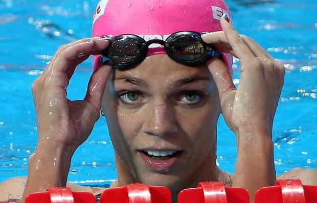 Наплевала на скрепи: Российская пловчиха Ефимова после Олимпиады в Рио планирует навсегда остаться в США
